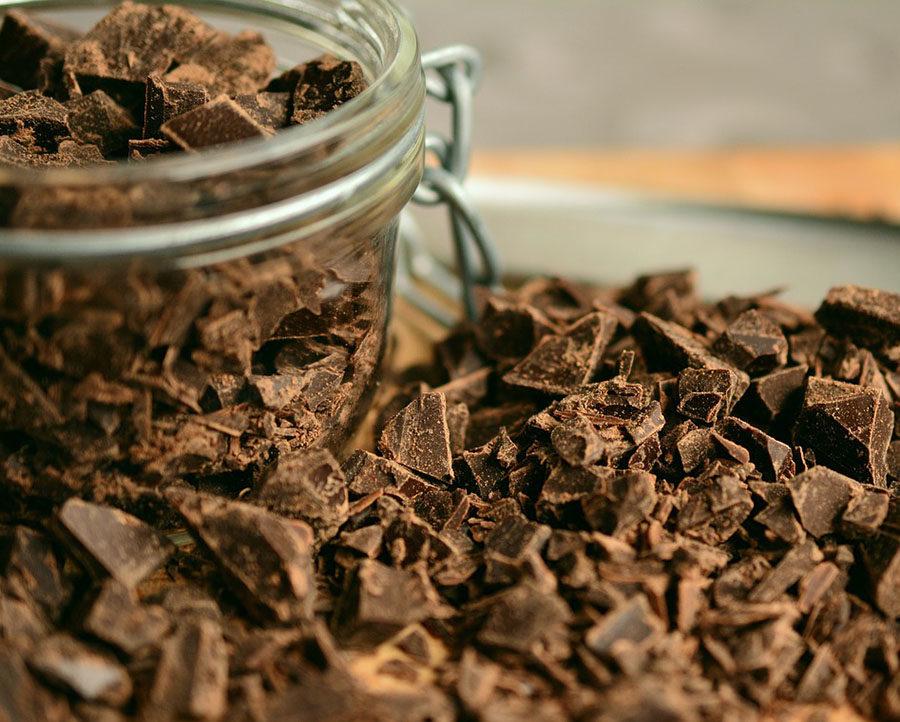 Sauté d'Agneau au Chocolat