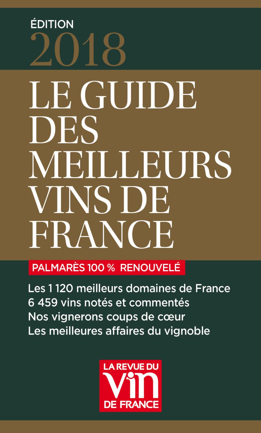 Guide des Meilleurs Vins de France 2018RVFp709-710
