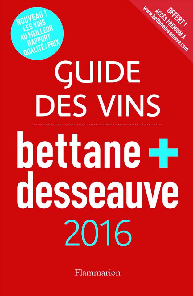 LE GUIDE DES VINS 2016 – Bettane & Desseauve (p. 879)